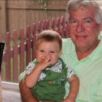 Alex and Grandpa Craighead